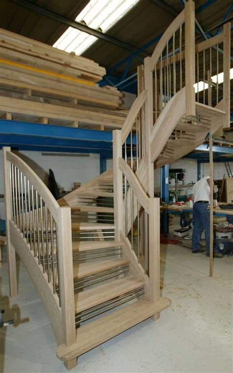 Open Plan staircases from Stairplan