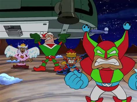 Operation N A U G H T Y Christmas Specials Wiki