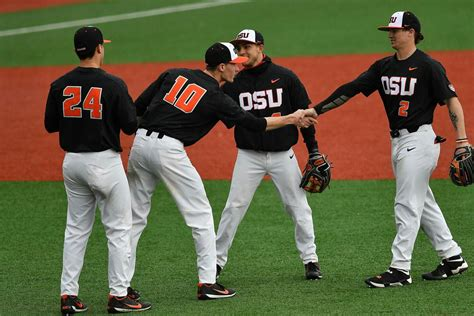 Oregon State Beavers OSU Football Baseball