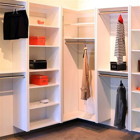 Organize It Storage Solutions Closet Systems Home