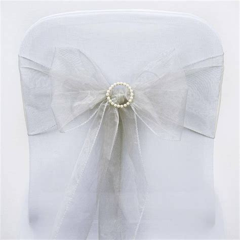 Organza Chair Sashes Wholesale Organza Sashes cheap