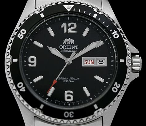 Orient Mako II Ray II Dive Watches With New F6922 In