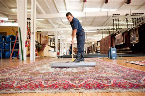 Oriental Rug Cleaning Services Rug and Carpet Clinic