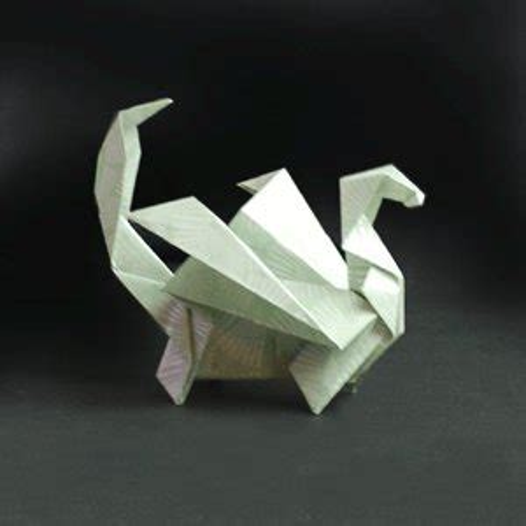 Origami Dragon Video Origami Fun