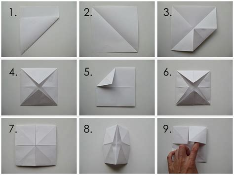 Origami Fortune Teller