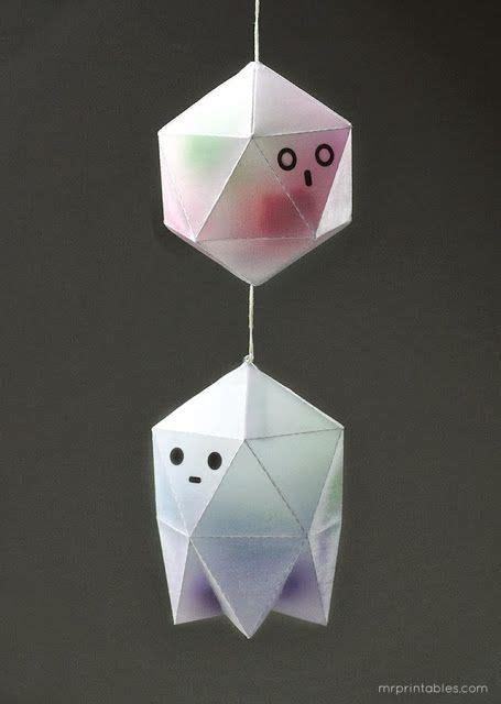 Origami Ghost Box