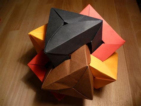 Origami Nut Hard