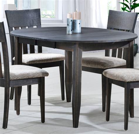 Oscar Dining Table Grey Leon s