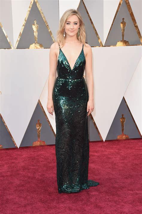 Oscars red carpet Vogue