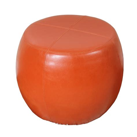 Ottomans Tufted Leather Storage Ottomans Pier 1 Imports