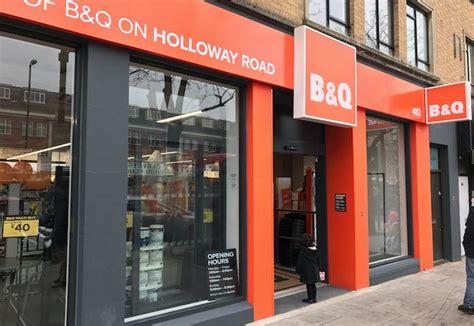 Our stores B Q Holloway Road DIY at B Q