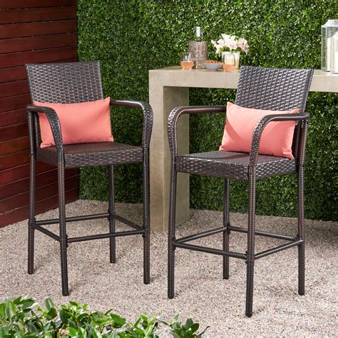 Outdoor Chairs Outdoor Bar Sets Stools