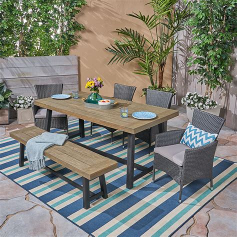 Outdoor Dining Furniture Outdoor Dining Tables Dining