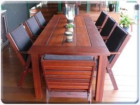 Outdoor Furniture Lifestyle Jarrah