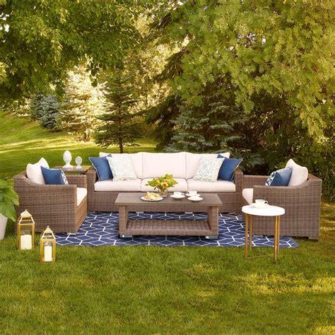 Outdoor Patio Conversation Sets Lowe s Canada