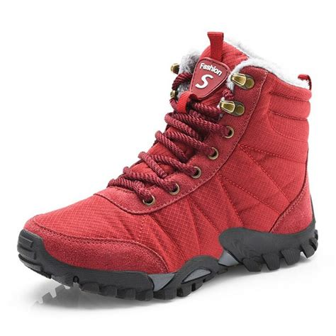 Outdoor Shoes and Boots for Hiking Climbing Winter Snow