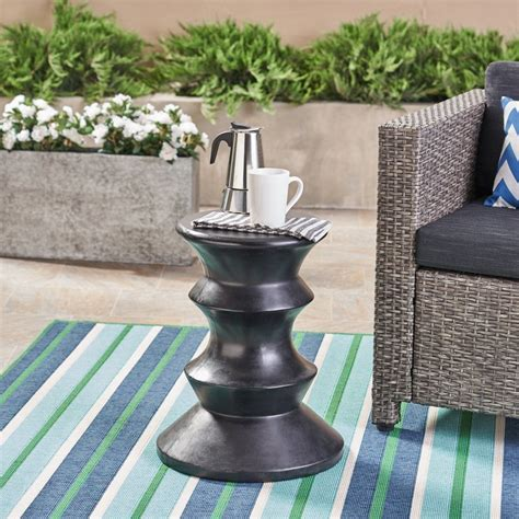 Outdoor Side Tables Patio End Tables Kmart