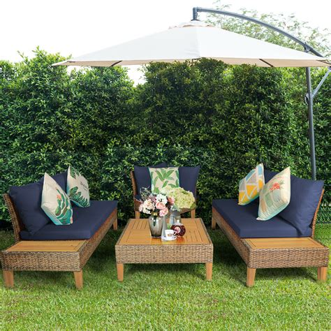 Outdoor Tables Outdoor Wicker Timber Furniture