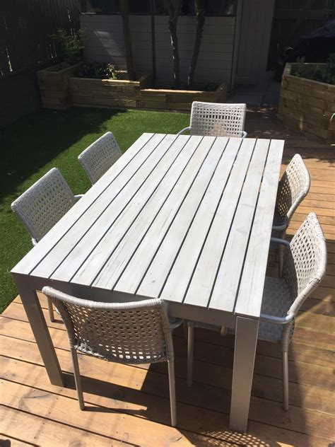 Outdoor dining tables IKEA