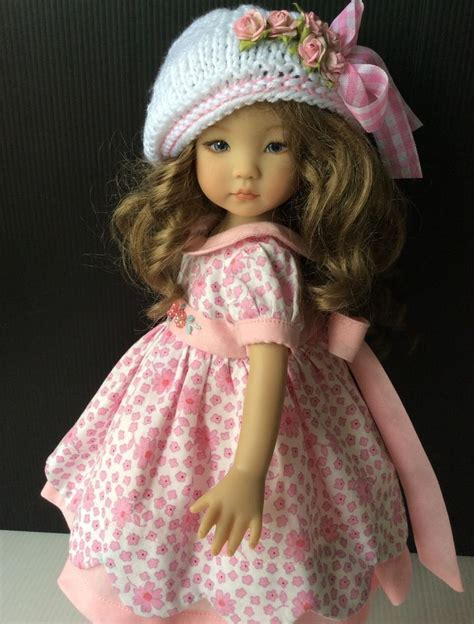 Outfit for Dianna Effner Doll Little Darling 13 3pc