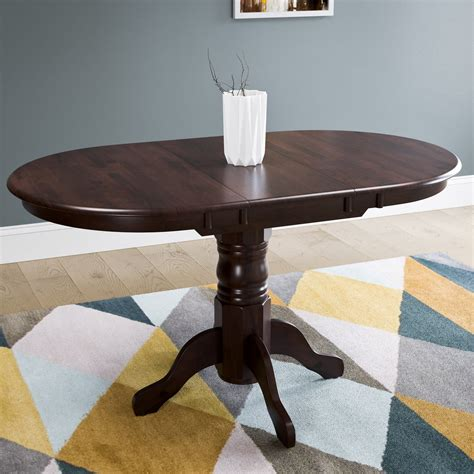 Oval Pedestal Table Houzz