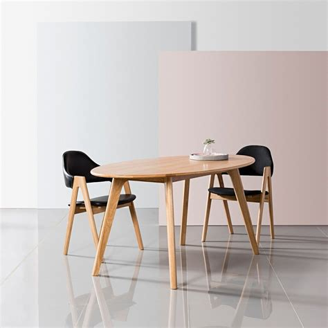 Oval Solid Wood Dining Table Buy Sell Items Tickets