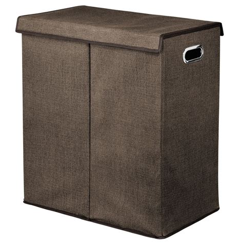 Oversized Chrome Laundry Hamper Improvements Catalog