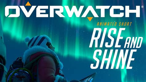 Overwatch Animated Short Rise and Shine GameTube