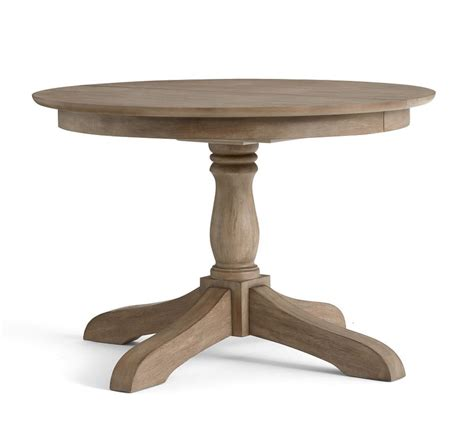 Owen Extending Pedestal Dining Table Pottery Barn