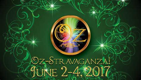 Oz Stravaganza 17 Schedule of Events oz stravaganza2017