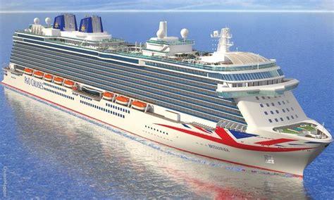 P O Cruises Ships and Itineraries 2017 2018 2019