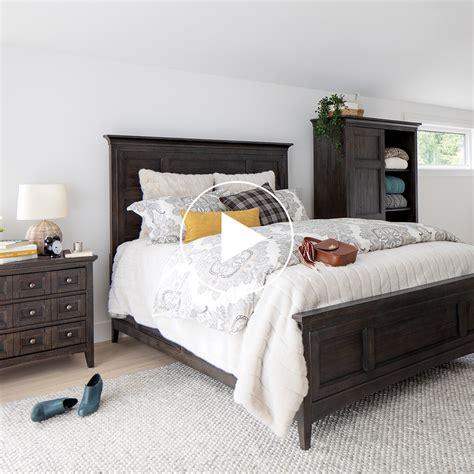 PARKER Storage Bed Modern Furniture