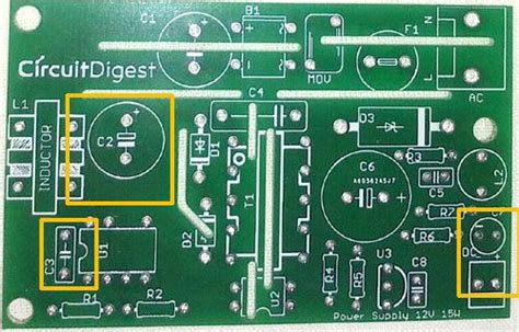 PCB Design Layout Rules Electronics Project Design