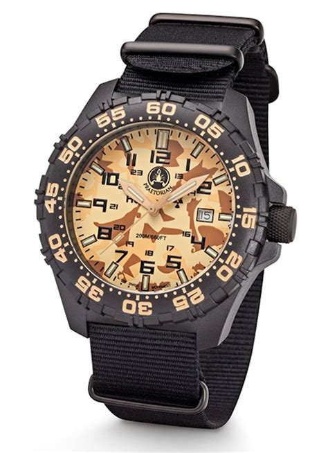 PRAETORIAN Tactical Watches Military Watches Divers