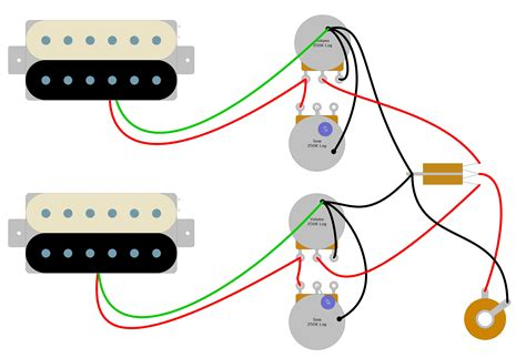 Paf Humbucker Wiring Diagram