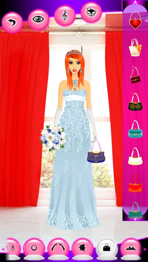 Page 1 Wedding dress up Free online games for Girls