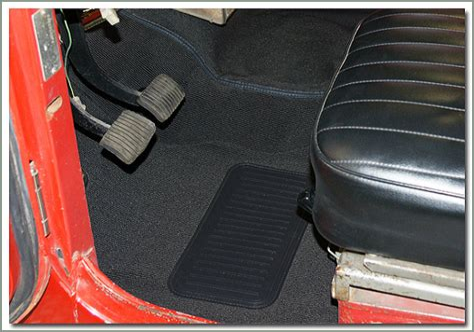 Page 342 Land Cruiser 40 Series Molded Carpet Sets sor