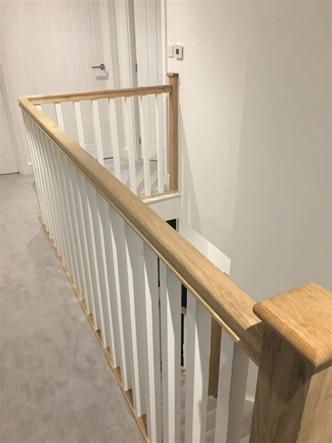 Painting Oak Stair Spindles White s