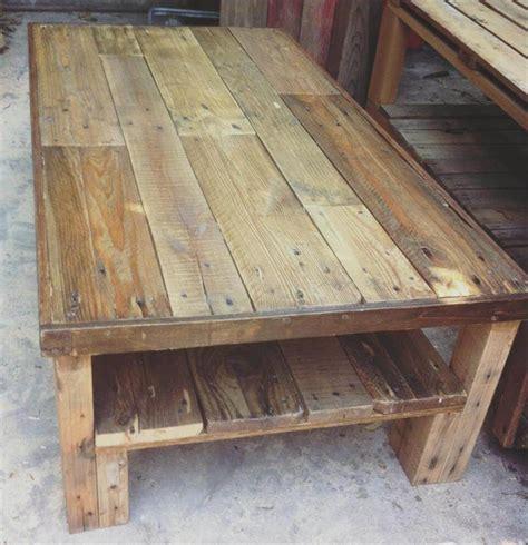 Pallet Table 101 Pallets