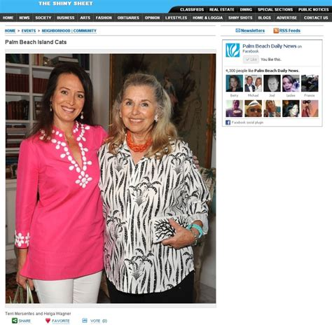 Palm Beach Daily News The Shiny Sheet Palm Beach