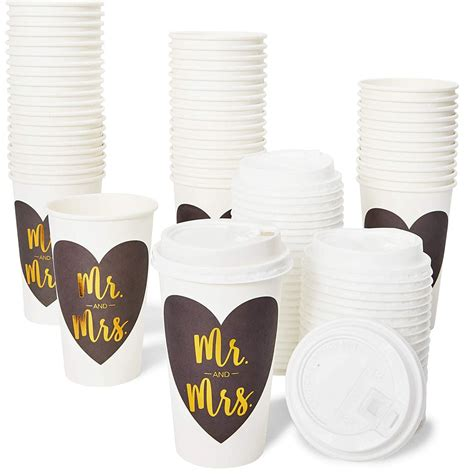 Paper Coffee Cups Plastic Coffee Cups Party City