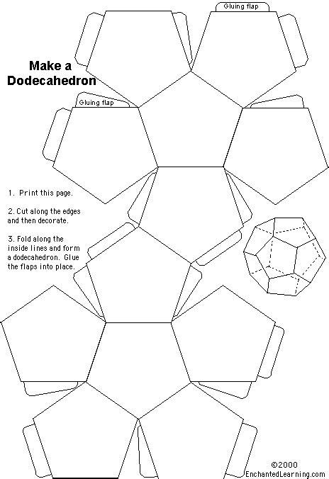 Paper Crafts EnchantedLearning