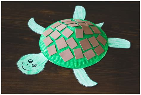Paper Plate Crafts Free Kids Crafts