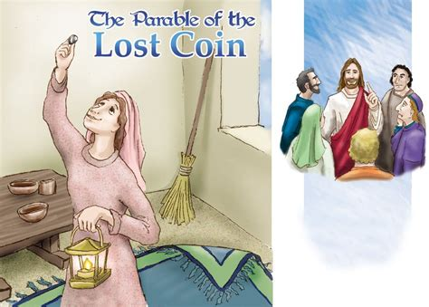 Parable of the Lost Coin Bible Lesson for Children