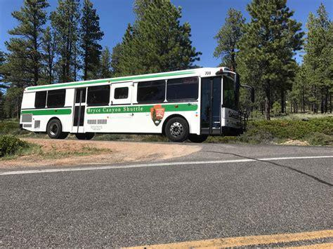 Park Shuttle Bryce Canyon National Park U S National