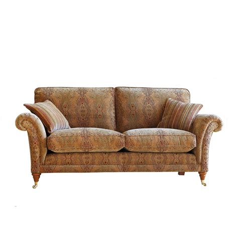 Parker Knoll Burghley Large 2 Seater Sofa Taskers