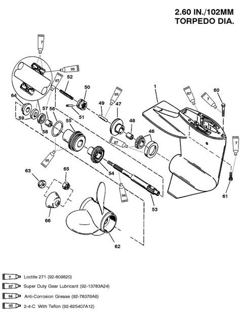 Parts for Mercury Mercruiser Sterndrive or Inboard