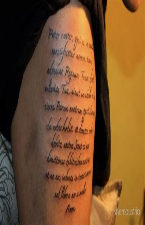 Pater Noster Christus Rex