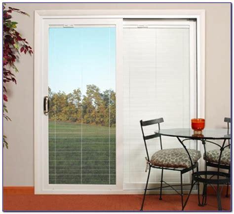 Patio Door Blinds Sliding Patio Door Blinds Shades