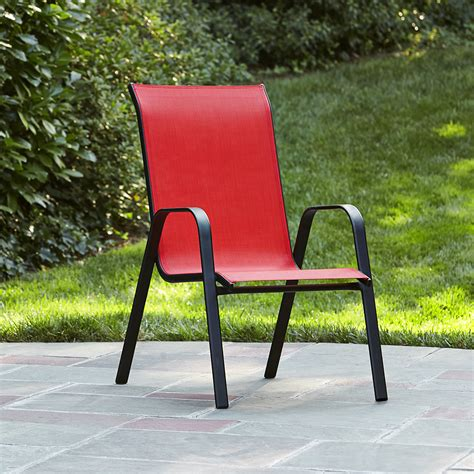 Patio Furniture Red Kmart